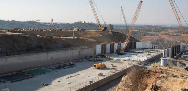 Cost of Oroville Spillway Repairs Doubles -- Occupational