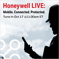 HONEYWELL LIVE: MOBILE. CONNECTED. PROTECTED.