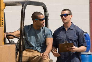 Protection is the top priority. Make sure that every pair of eyewear you select is marked with the American National Standards Institute's Z87.1 stamp. (Honeywell Safety and Productivity Solutions Uvex Safety Eyewear photo)